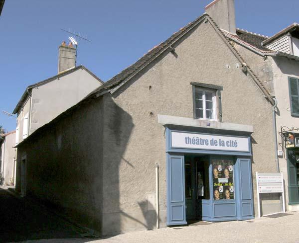 Théâtre de la Cité – Montmorillon