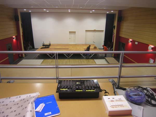 Salle du Berry – Senillé-Saint-Sauveur