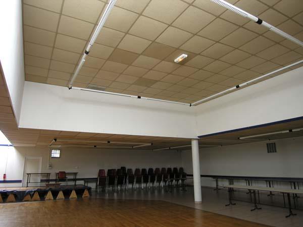 Salle polyvalente – Coussay-les-Bois