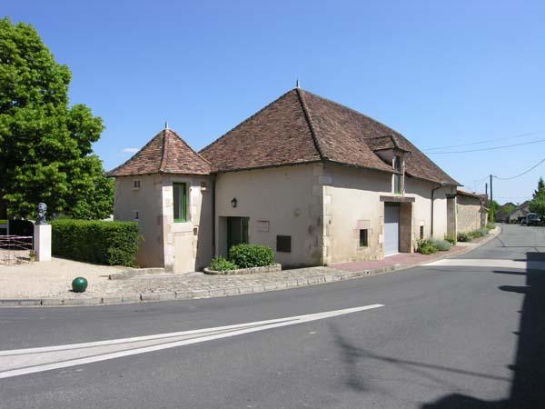 Salle socioculturelle Gilbert Bécaud – La Bussière