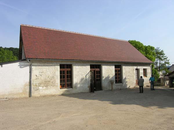 Salle polyvalente – Mairé