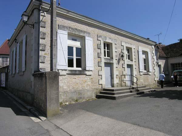 Salle des fêtes – Vicq-sur-Gartempe