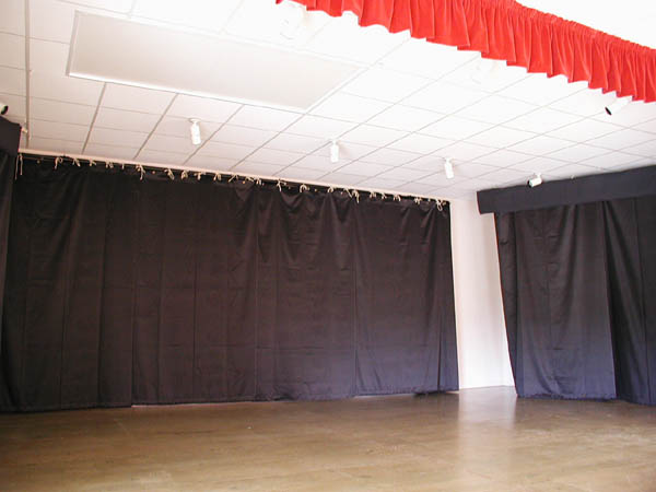 Salle socio-culturelle – Vindelle