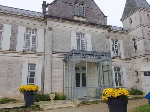 Salle du château – Fléac