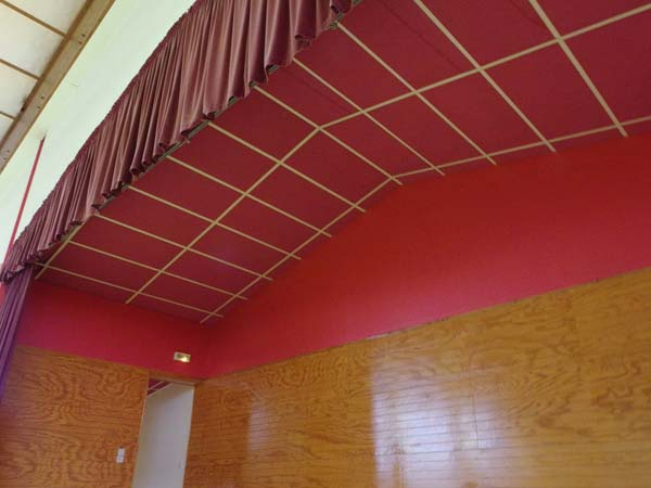 Salle des fêtes Julien Gimenez – Linars