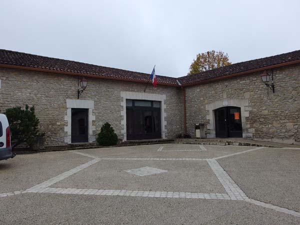 Salle des fêtes – Domaine de La Combe – Saint-Yriex
