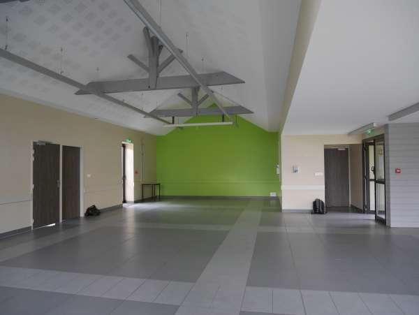 Salle Des Fetes Angeac Charente Apmac Nouvelle Aquitaine