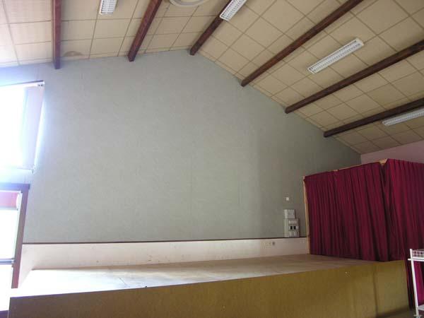 Salle des fêtes – Auge-Saint-Medard