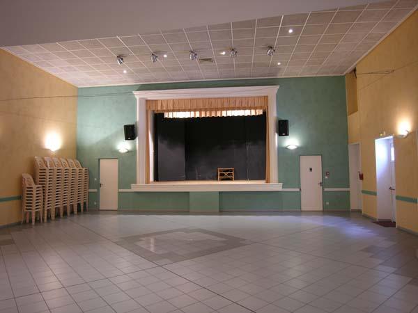 Salle Des Fetes Bourg Charente Apmac Nouvelle Aquitaine