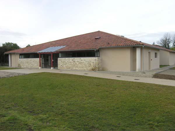 Centre éducatif et culturel – Genac