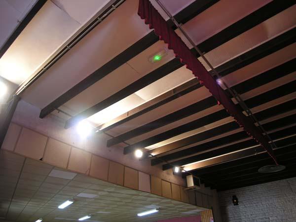 Salle des fêtes – Gourville