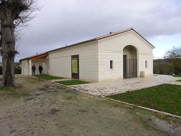 Salle communale – Bellevigne