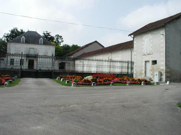 Logis de Plaisance – Barbezieux-Saint-Hilaire