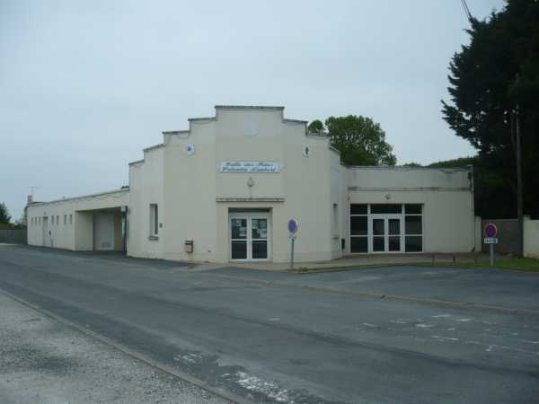Salle des fêtes Valentin Lambert – Chambon – Gare