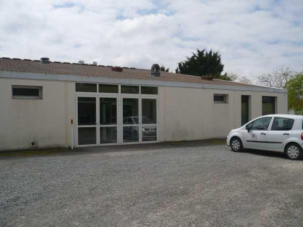 Salle d'activités socio-culturelle – Courçon