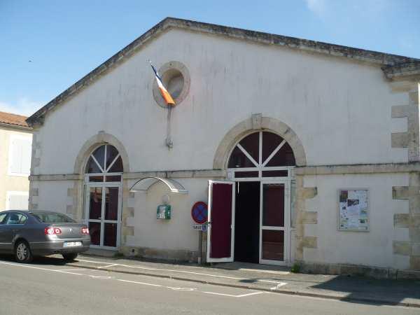Salle des fêtes – Nuaillé d'Aunis