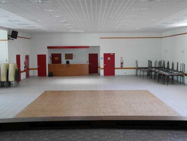 Salle municipale – Saint-Germain de Marencennes