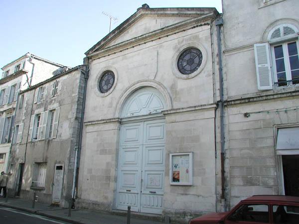 Chapelle Saint Vincent – La Rochelle
