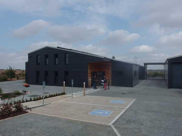 Salle des éoliennes – Saint-Médard d'Aunis