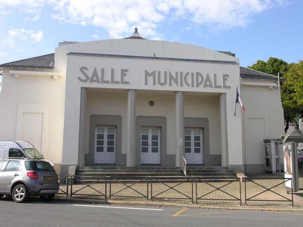 Salle de Tasdon – La Rochelle