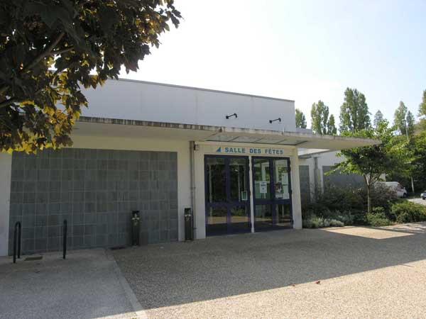 Salle des fêtes de Villeneuve-les-Salines – La Rochelle