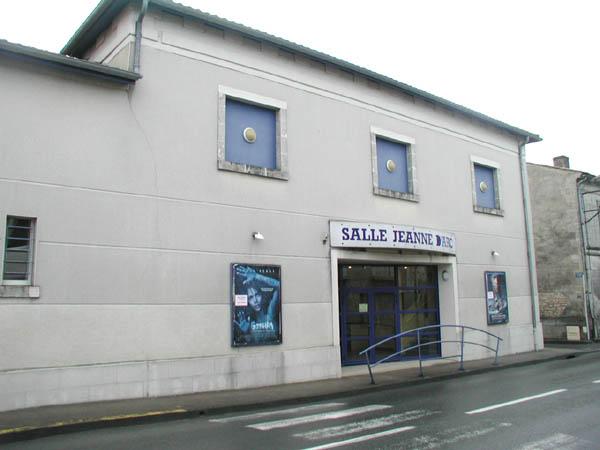 Salle Jeanne d'Arc – Saint-Genis-de-Saintonge
