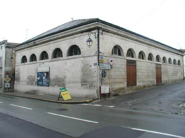 Salle des fêtes – Saint-Genis-de-Saintonge