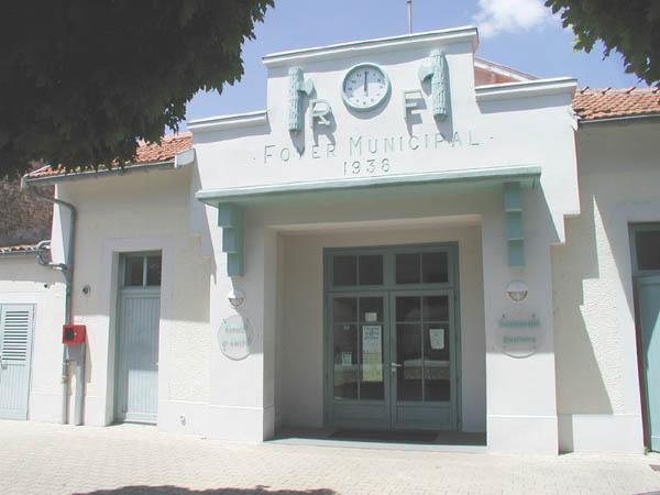 Foyer Municipal – Saint-Just-Luzac