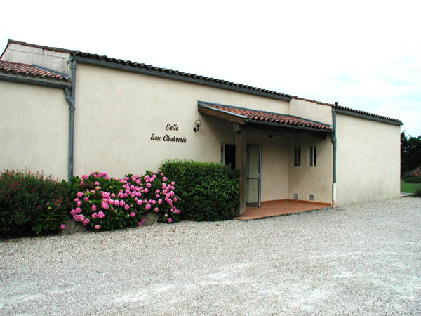 Salle Eric Chabrerie – Saint-Sornin