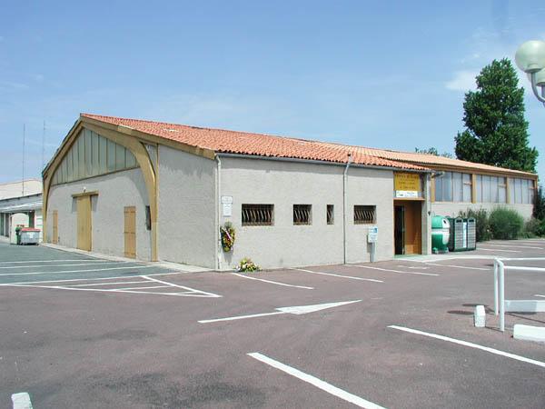 Salle des fêtes – Saint-Trojan-les-Bains