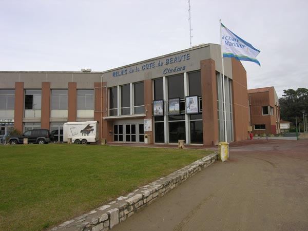 Salle Bleue – Saint-Georges-de-Didonne