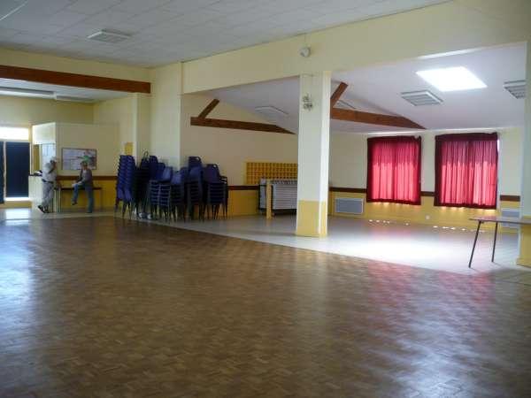 Salle des fêtes – Beurlay