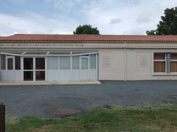 Salle des fêtes – Sainte-Radegonde