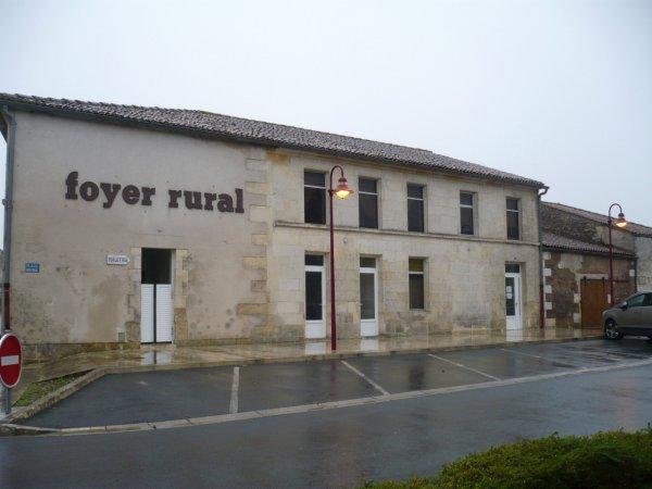 Foyer rural – Tesson