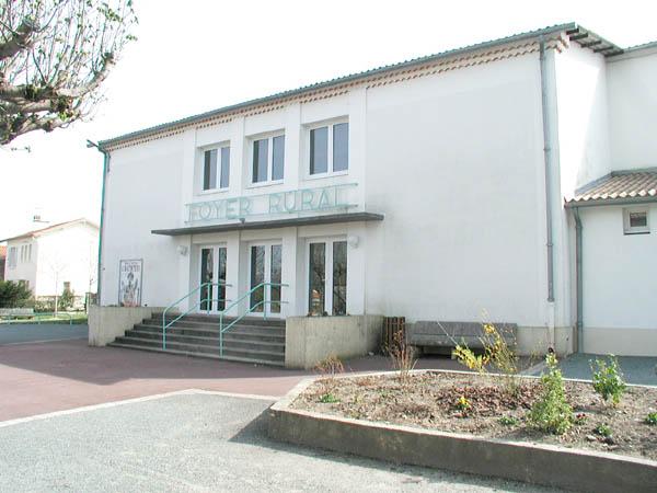 Foyer rural – Loulay