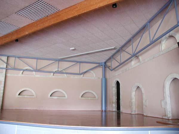 Salle des fêtes de Soulièvres – Airvault