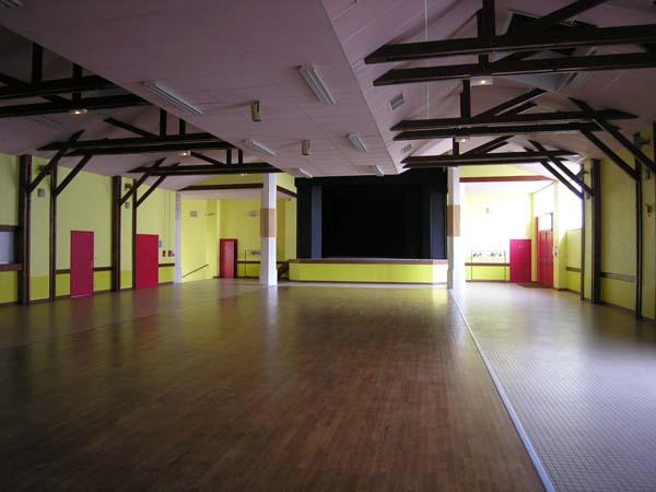 Salle Des Fetes Champdeniers Saint Denis Apmac Nouvelle Aquitaine