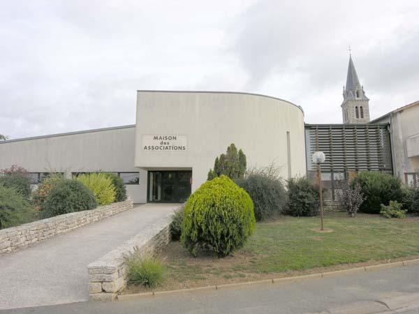 Maison des Associations – La Chapelle-Bâton