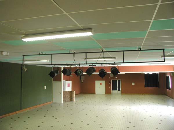 Salle des fêtes – Neuvy-Bouin