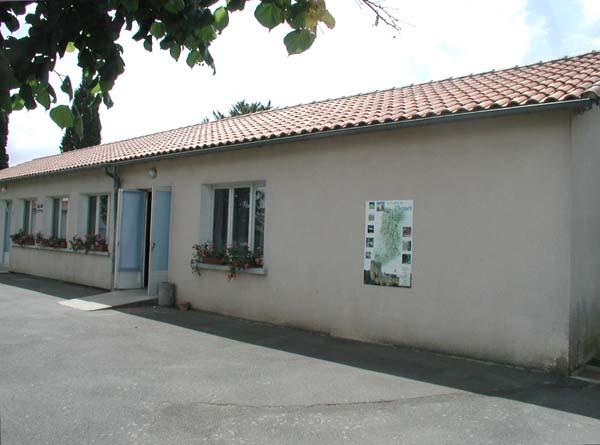 Salle de Lamairé – Saint-Loup-Lamairé