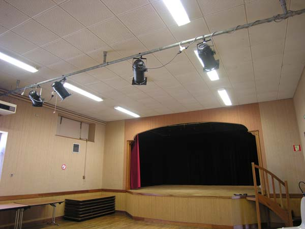 Salle des fêtes – Vernoux-en-Gâtine