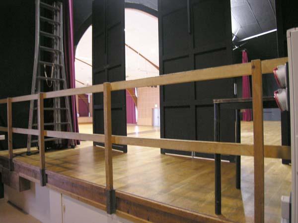 Hall Denfert – Saint-Maixent l'Ecole
