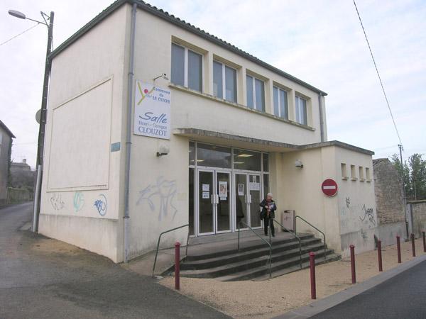 Salle Henri-Georges Clouzot – La Crèche