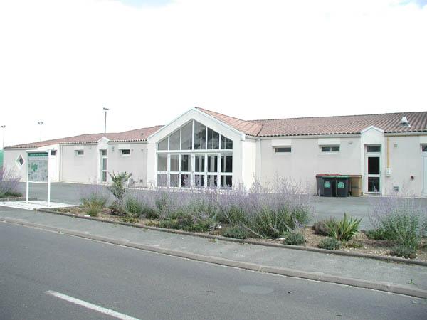 Salle des fêtes – Mauzé-sur-le-Mignon