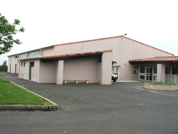 Salle des fêtes – Celles-sur-Belle