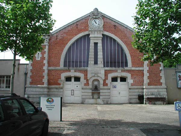 Centre culturel – Chef-Boutonne