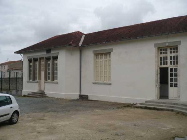 Patronage Laïque – Grande salle – Niort