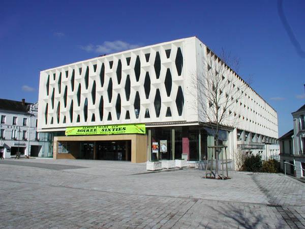 Palais des Congrès – Grande salle – Parthenay