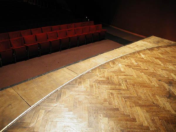 Palais des Congrès – Théâtre – Parthenay