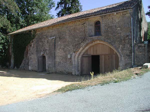 Chapelle Commanderie – Lavausseau